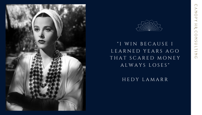 TRAILBLAZERS AND INNOVATORS PART ONE: HEDY LAMARR