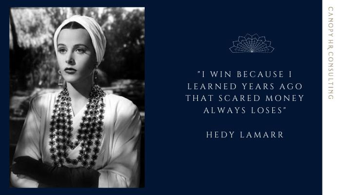 Trailblazers and Innovators Part 1: Hedy Lamarr